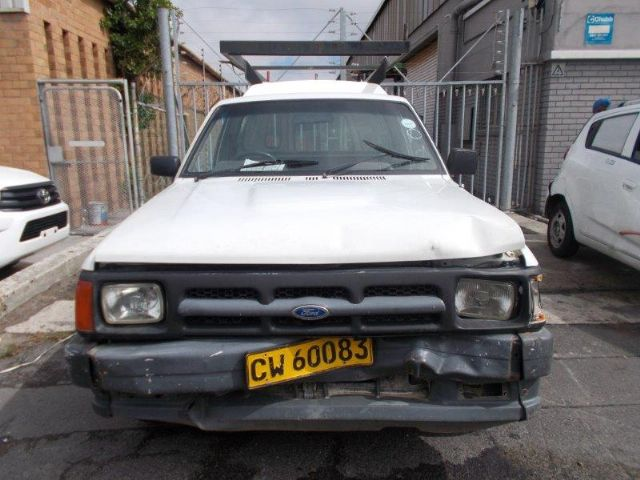 1996 FORD COURIER 1800 LWB