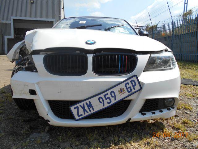 2010 BMW 335 I (E90)