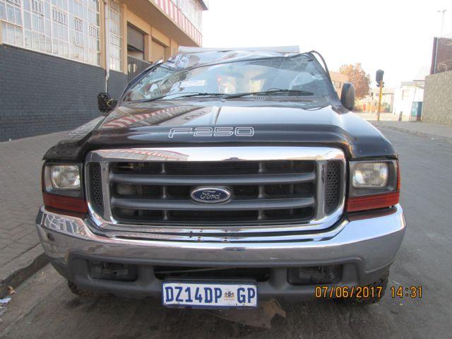2006 FORD F250 XL 4.2 TDI