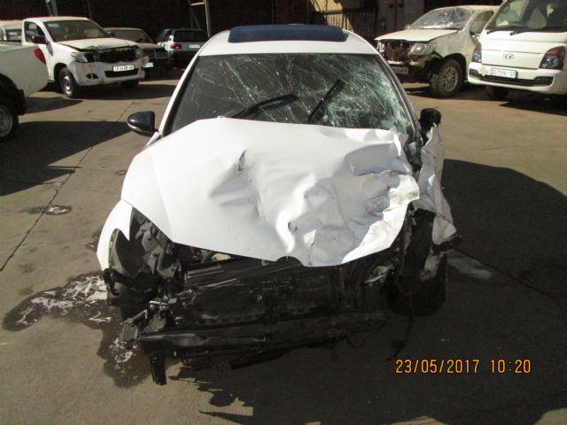 2012 VOLKSWAGEN GOLF 6 GTI DSG
