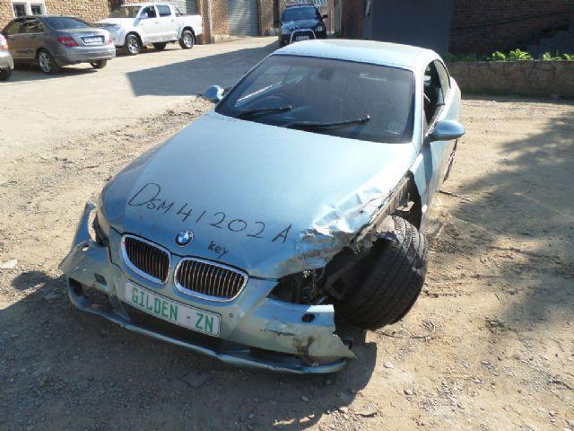 2007 BMW 335I AUTO