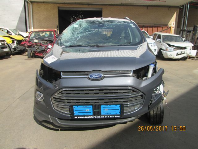 2017 FORD ECO SPORT 1.5