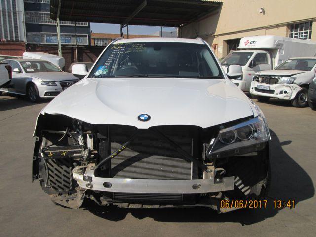 2013 BMW X3 2.0d