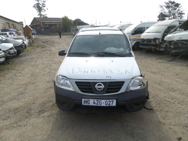 2016 NISSAN NP200 1.5 DCI A/C