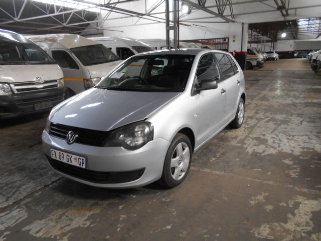 2011 VOLKSWAGEN POLO PLAYA 1.4