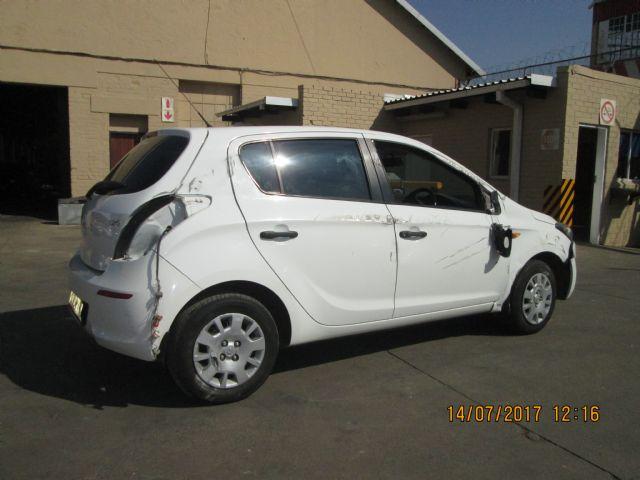 Code Unknown 2014 Hyundai I20 1 2 In Gauteng 597147