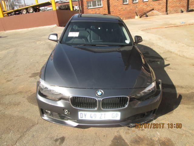 2015 BMW 320 I A/T F30