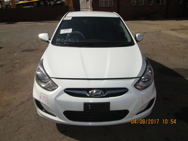 2014 HYUNDAI ACCENT 1.6 FLUID