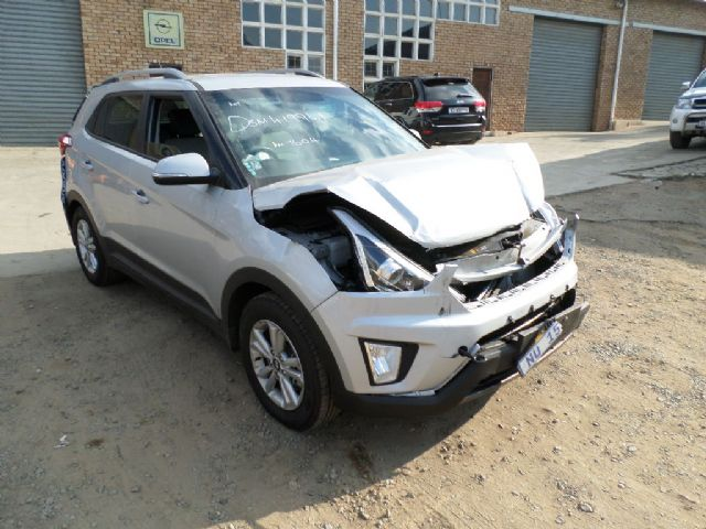 2017 HYUNDAI CRETA 1.6 A/T EXECUTIVE