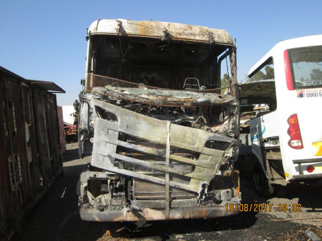 Scania Truck Code 4 Salvage Damaged Cars For Sale