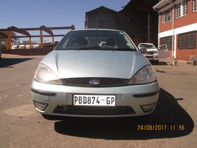 2003 FORD FOCUS 2.0 Trend