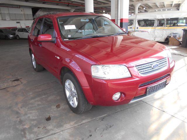 2008 FORD TERRITORY GHIA AUTO
