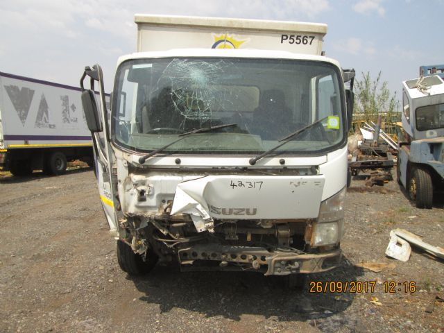 ISUZU TRUCK salvage damaged cars for sale page