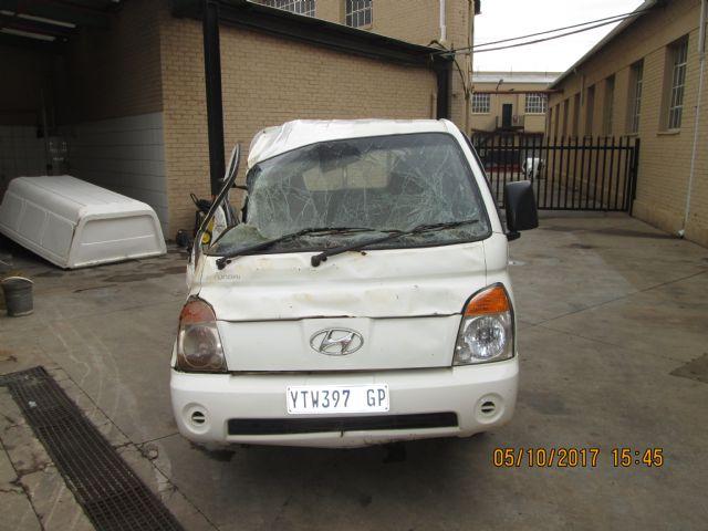 2009 HYUNDAI H100 2.6I
