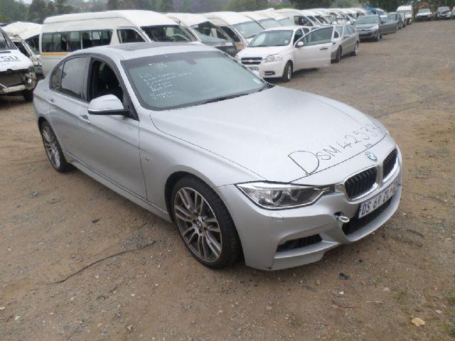 2015 BMW 320D A/T F30