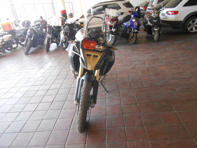 2014 BMW MOTORCYCLE F800 GS