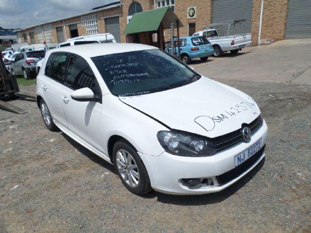 TBA  VOLKSWAGEN GOLF 6 1.6 TDi