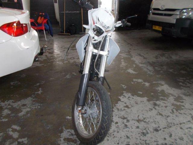 2012 PUZEY  MXR 125 cc