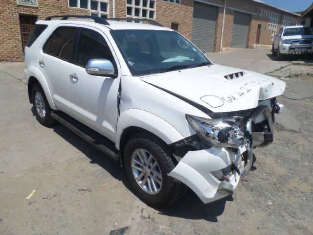 Code-Unknown 2015 TOYOTA FORTUNER 2 5 D4D RB in Kwazulu