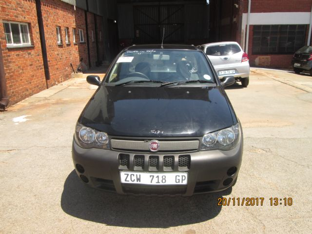 2010 FIAT STRADA 1.4
