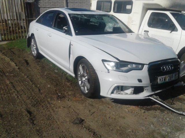 2014 AUDI A6 3.0 MULTITRONIC