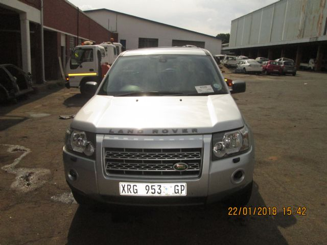 2008 LAND ROVER FREELANDER 2.2 STD4 5DR