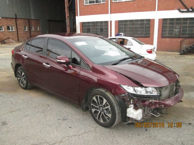2016 HONDA CIVIC 1.6 COMFORT