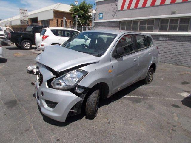 Code 3 2017 Datsun Go 1 2 7 Seater In Western Cape 596691