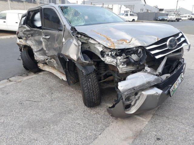 Code Unknown 2016 Toyota Fortuner 2 8 Gd6 In Gauteng 596633