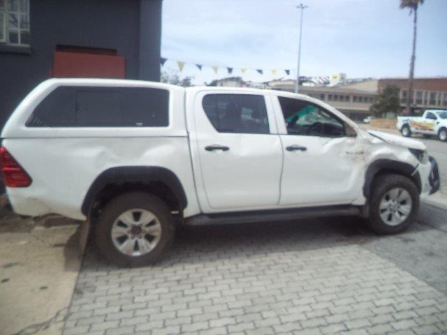 Code Unknown 2017 Toyota Hilux 2 4 Gd6 4x4 Srx In Gauteng