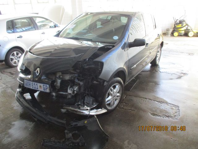 2008 RENAULT CLIO 3 1.6 EXPRESSION A/T