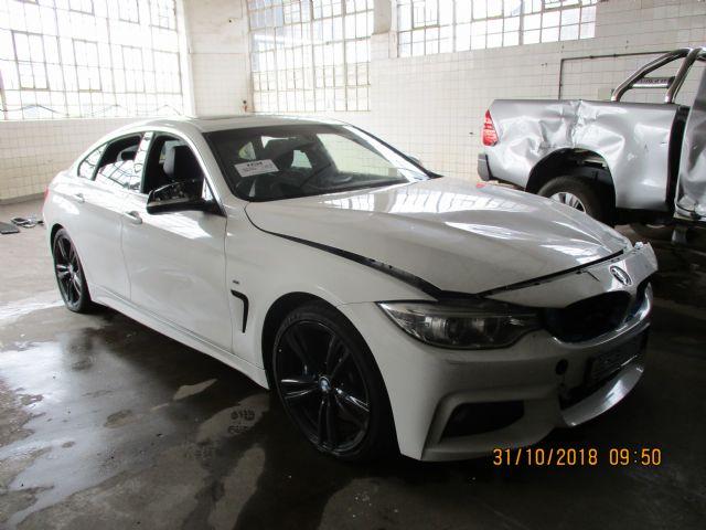 2014 BMW 435I 4D
