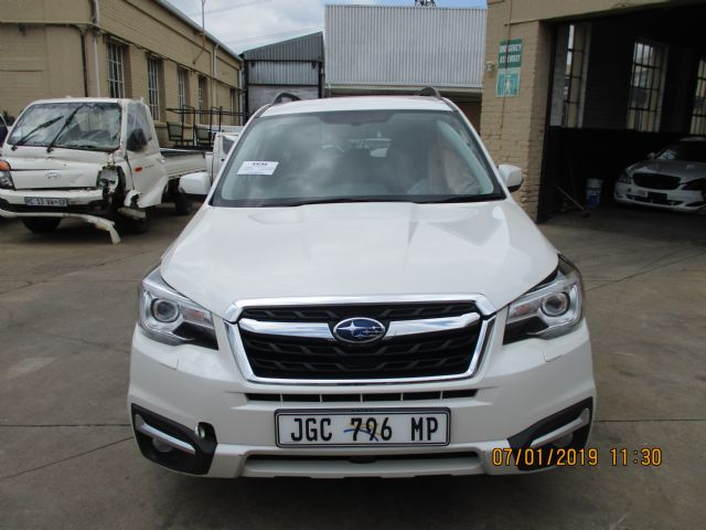 2017 SUBARU FORESTER 2.5 XS PREMIUM LINEARTRONIC