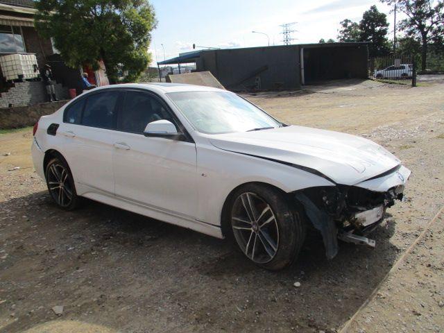 2018 BMW 320D A/T F30