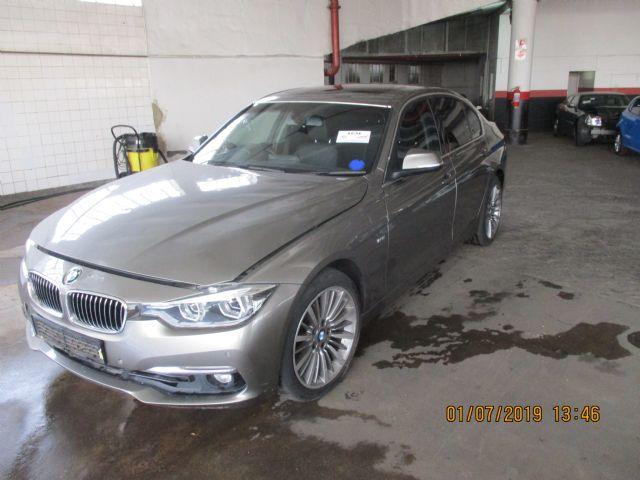 2016 BMW 320 I A/T F30