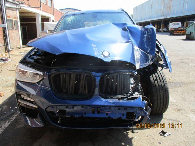 2019 BMW X3 M4.0D