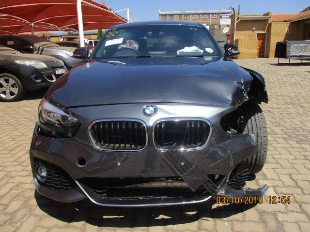 2017 BMW 118i