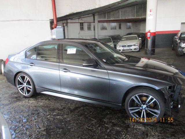 2017 BMW 320 I A/T F30