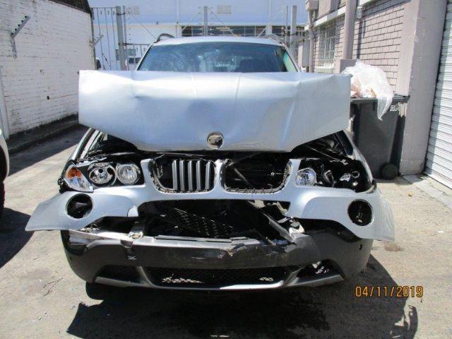 2009 BMW X3 3.0i A/T