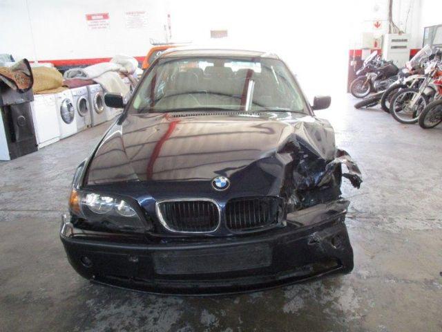 2005 BMW 318i (E46)