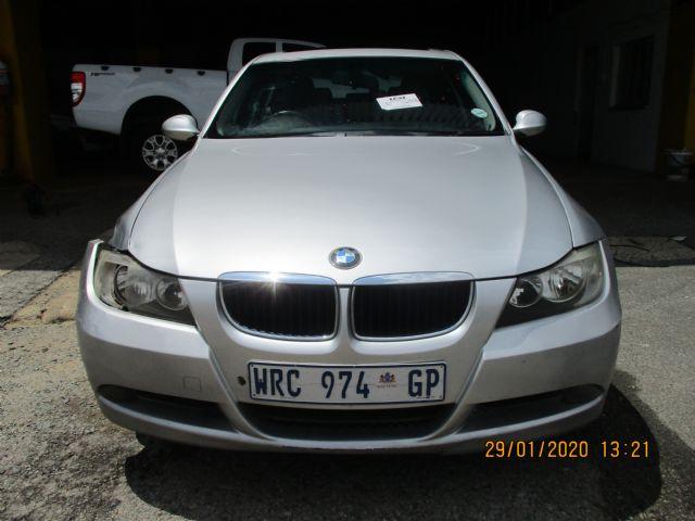 2007 BMW 320 D (E90)