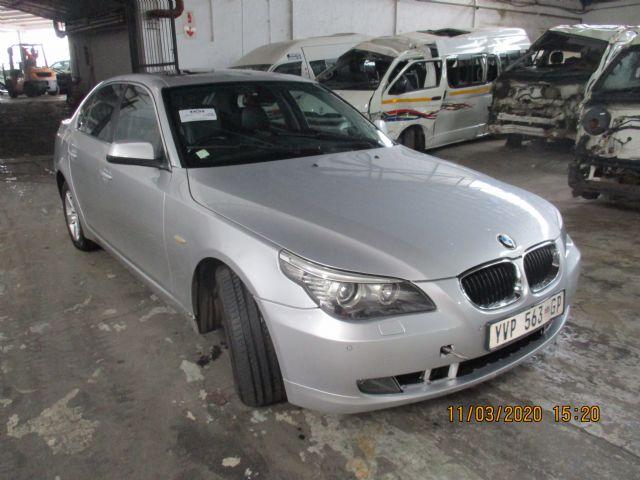 2009 BMW 520 D E60 A/T