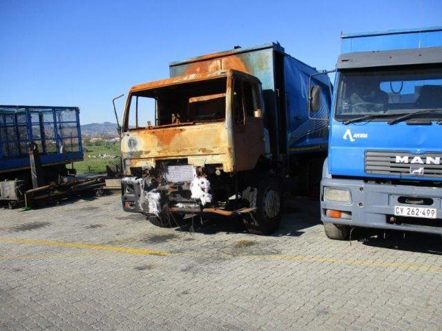 2006 M.A.N. TRUCK 26.284 L