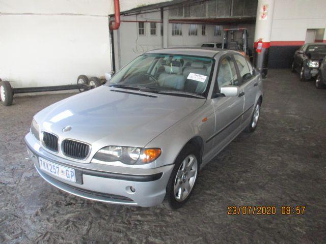 2003 BMW 320 D (E90)