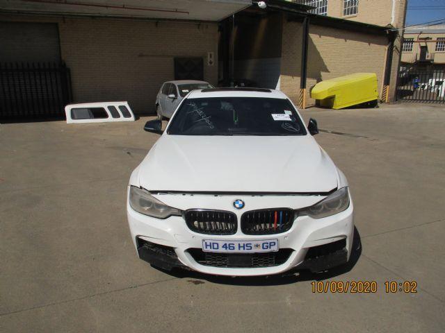 2014 BMW 320 D (E90)