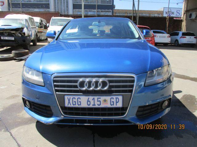 2008 AUDI A4 1.8T