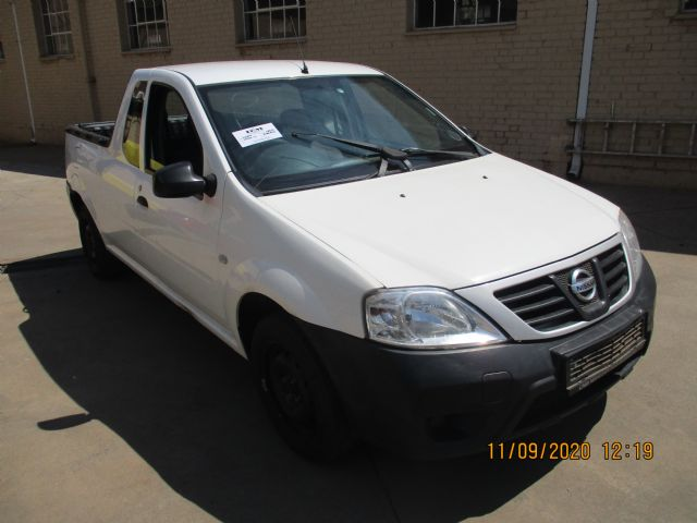 2013 NISSAN NP200 1.5 DCI A/C