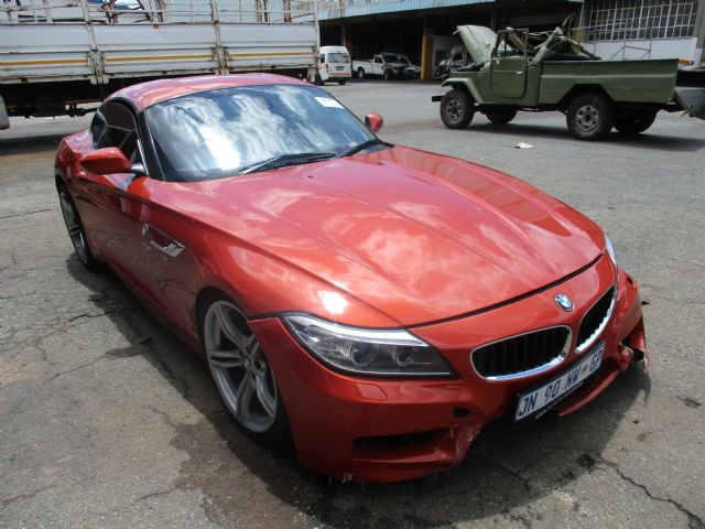 2014 BMW Z4 M COUPE