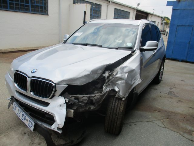 2012 BMW X3 2.0d