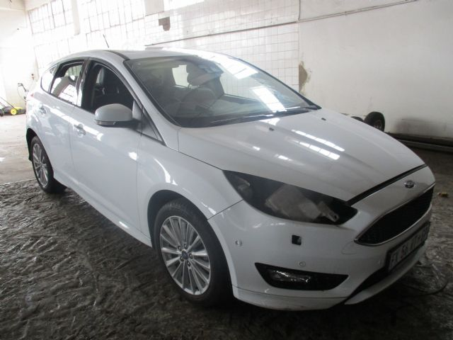 2017 FORD FOCUS 1.0 ECOBOOST